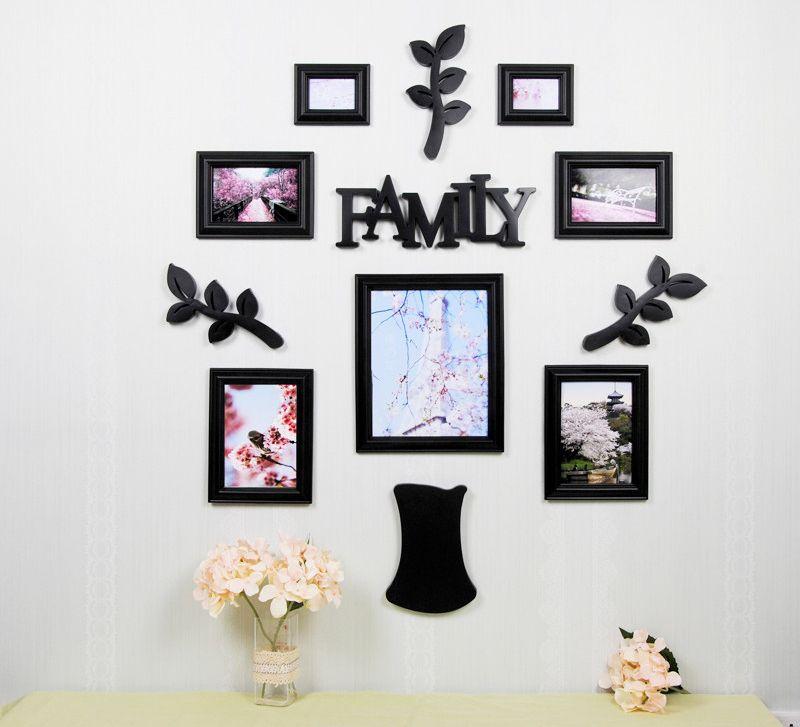 Rbol geneal gico forma la sala foto de la pared foto de - Decoracion de paredes con vinilos ...