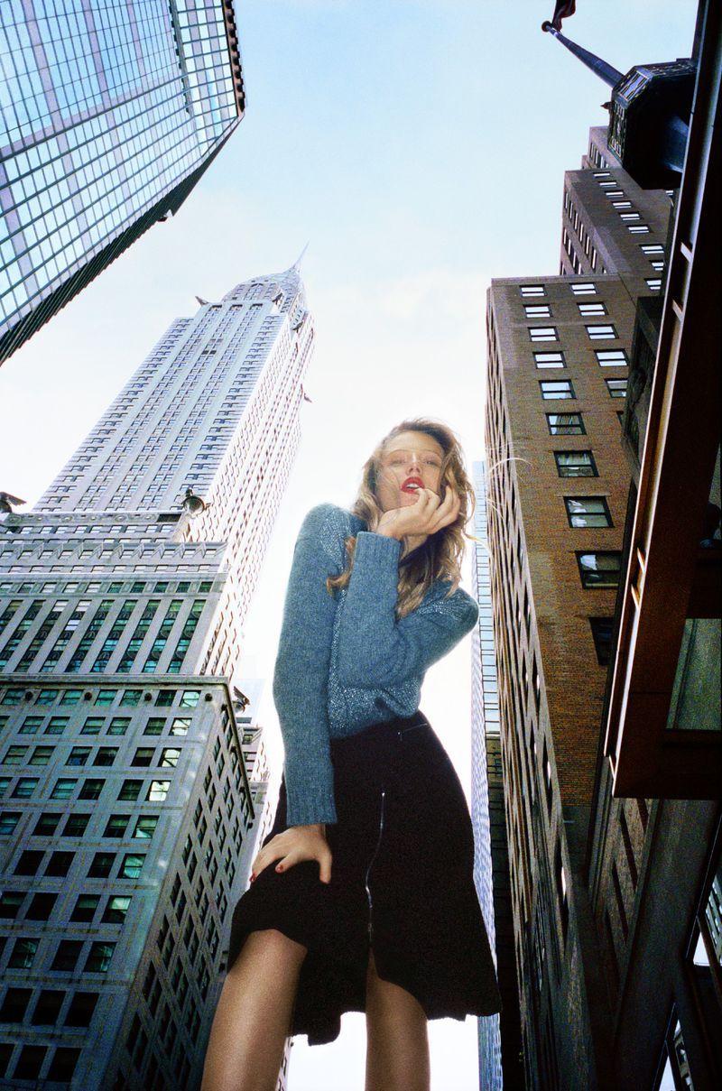 City photo shoots