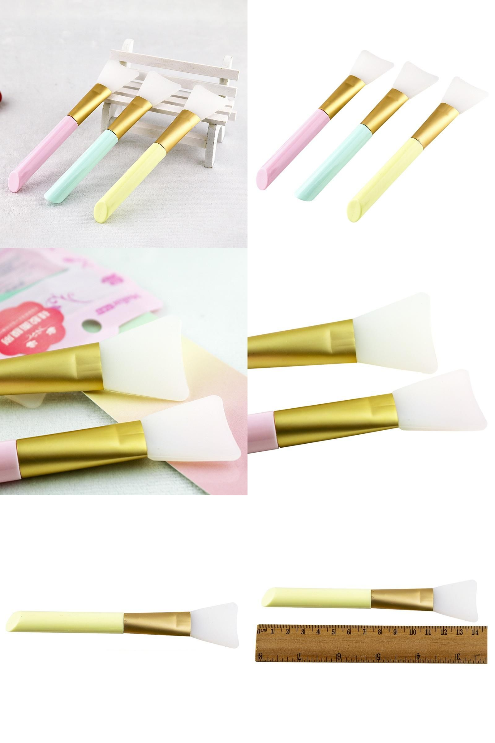 [Visit to Buy] 2017 New 1pc Professional Makeup Mask Brush
