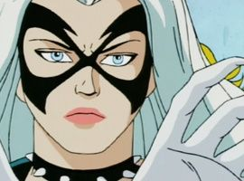 Spider-Man: The Animated Series - Black Cat/Felicia Hardy ...