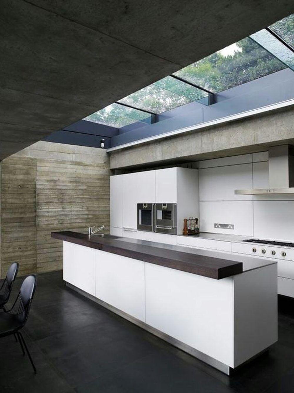 Lucernario3 | Cocinas Con Peninsula | Pinterest | Haus bauen ...
