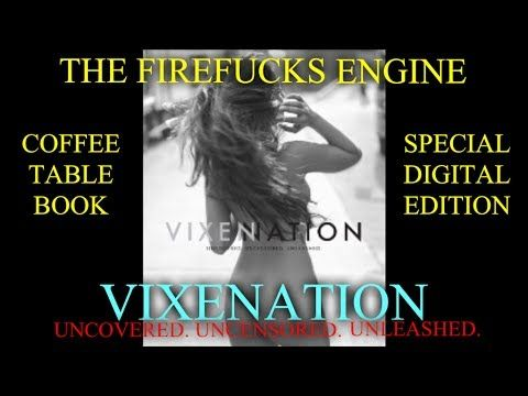 Vixenation The Coffee Table Book Special Digital Edition