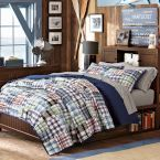 Teenage Guys Bedroom Ideas | Vintage Cabin | PBteen