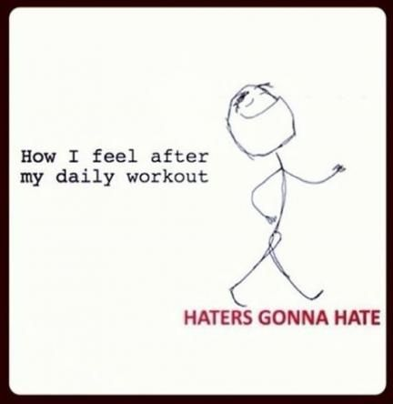 Fitness motivation quotes haters funny 38 ideas #motivation #funny #quotes #fitness