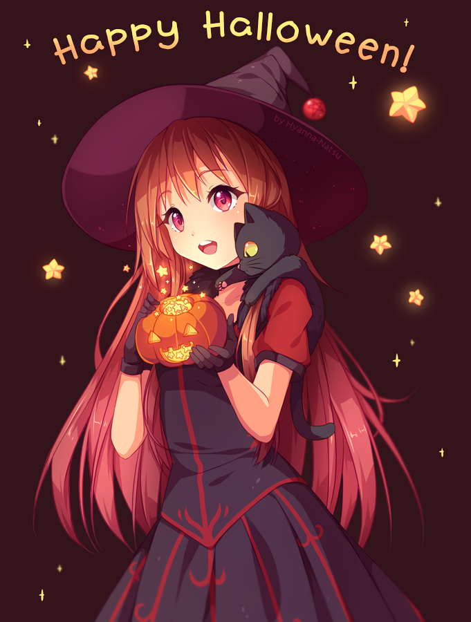 Video Commission Happy Halloween By Hyanna Natsu Anime