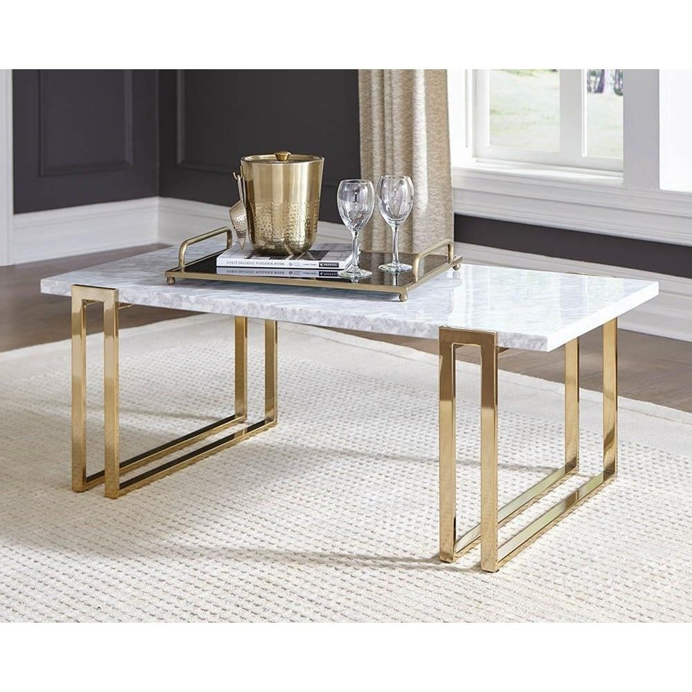 Our Best Living Room Furniture Deals Coffee Table Rectangle Solid Coffee Table Gold Coffee Table [ 1000 x 1000 Pixel ]