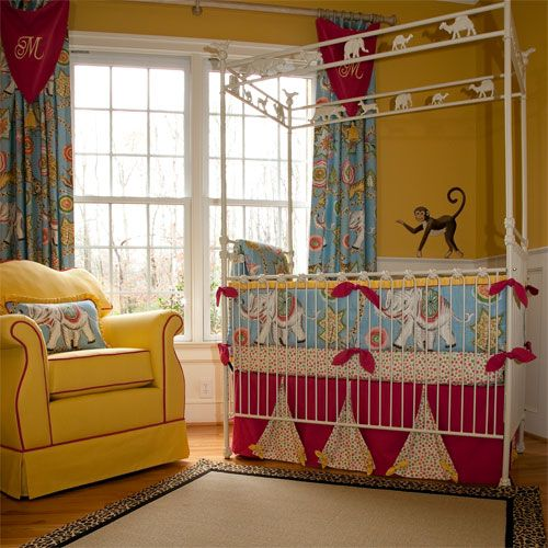 Circus-Themed Nurseries: Ideas & Inspiration | special ...
