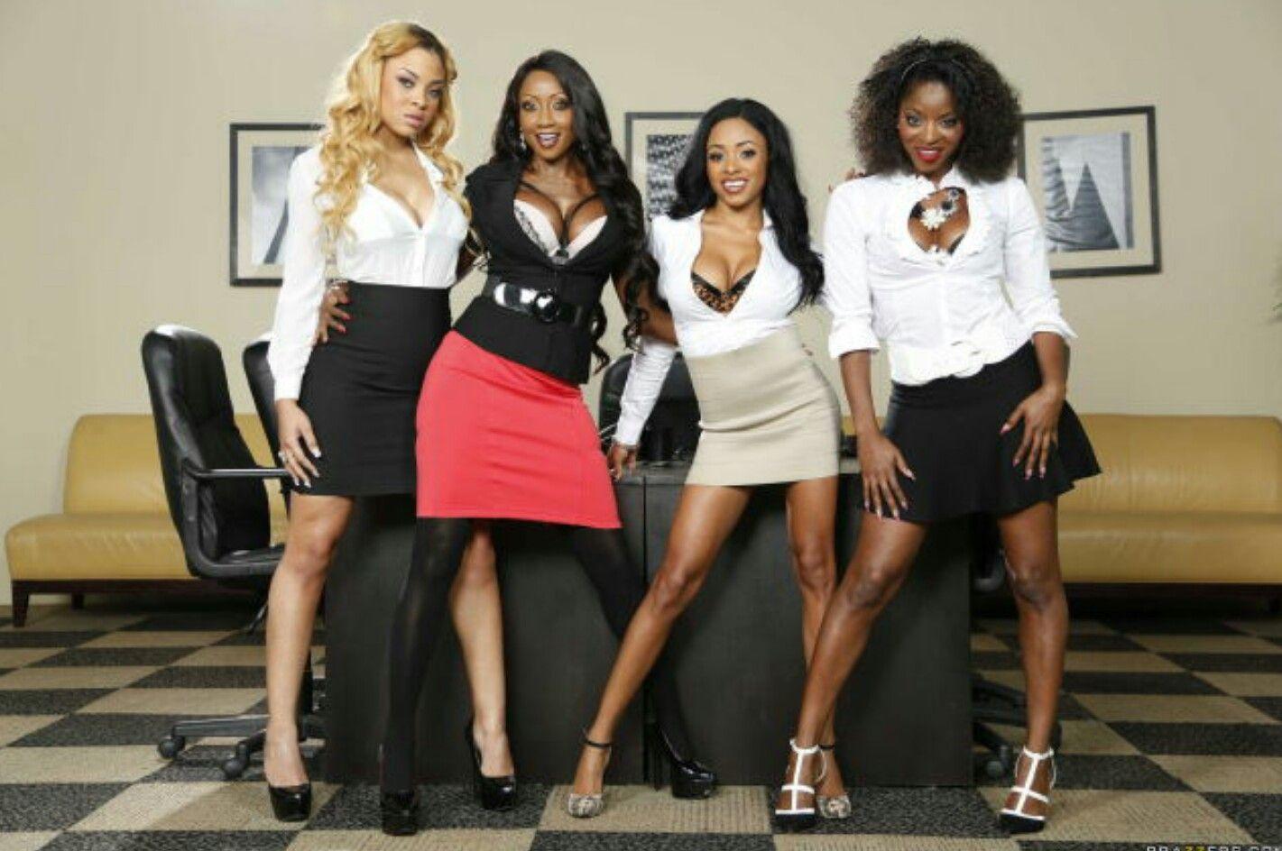 Ebony Fantasies Diamond Jackson Aspen Black Girls Rock Hot Brunette Ebony