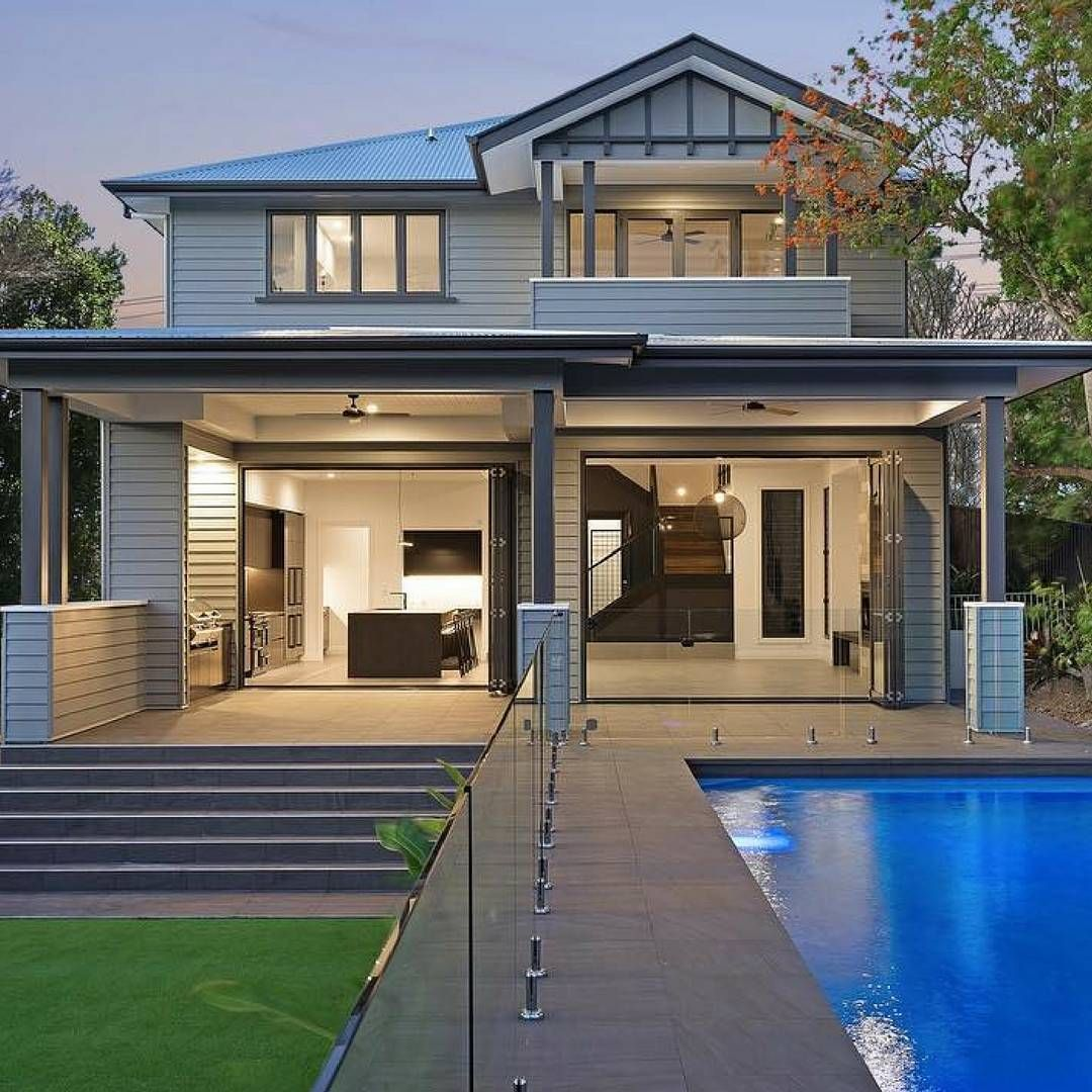 Pergola Designs Qld: A Beautiful Recently Completed Project By @jhdixonbuilders
