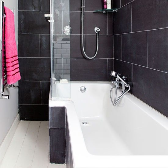 Looking Good Bath Mat Dark Home And Have A Shower - Black and white bath mat uk for bathroom decorating ideas