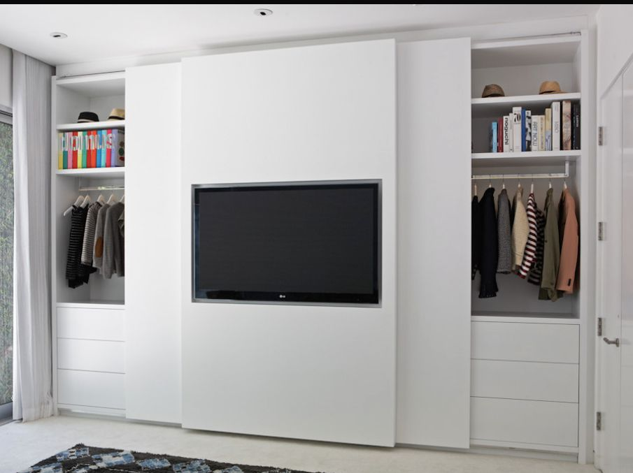 Beau Mueble TV + Storage