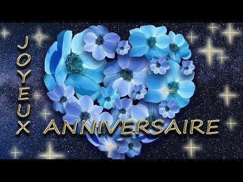 Joyeux Anniversaire Jolie Carte Virtuelle Gratuite Youtube Happy Birthday Wishes Cards Happy Birthday In French Happy Birthday Me