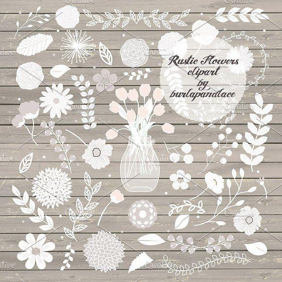 Rustic Flower II