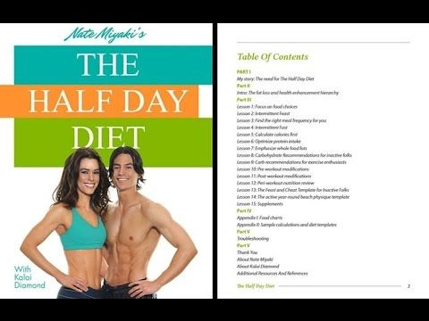 fitness equipment -The Half Day Diet Review – It's Not Worth the Price