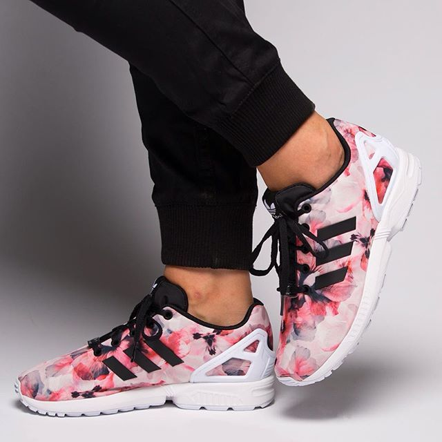 bc6d3e78dc2f1 adidas ZX Flux K (black   pink) - 43einhalb Sneaker Store Fulda Adidas Zx