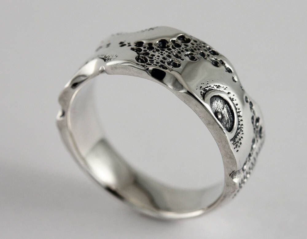 14++ Square wedding rings mens ideas