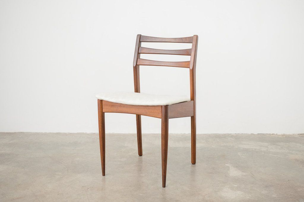 MC Teak Dining Chairs | Homestead Seattle