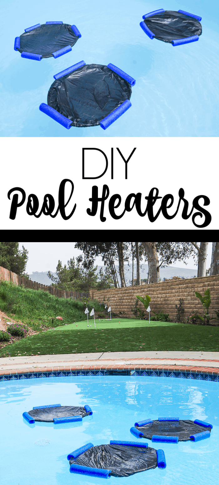 Make Your Own Pool Heaters Looking For Pool Warmers That You Can Make Yourself These Diy Pool Heaters Are Easy And Diy Pool Heater Diy Pool Diy Swimming Pool