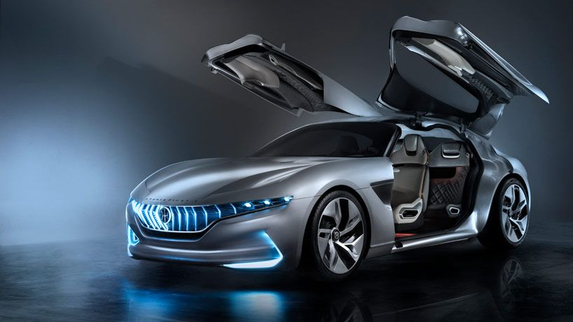 TOP 10 futuristic and conceptual cars at geneva motor show 2018 #conceptcars