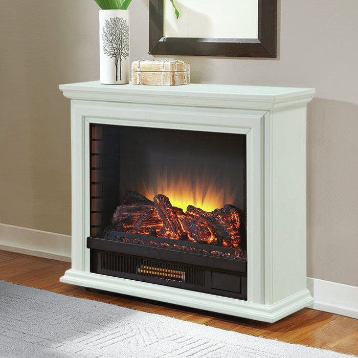 Mcgregor Mobile Electric Fireplace In 2020 Electric Fireplace Fireplace Heater Fireplace