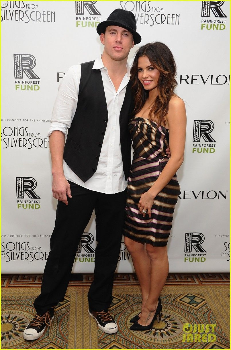 Jenna Dewan Hair Color They Are The Cutest Couple Ever All