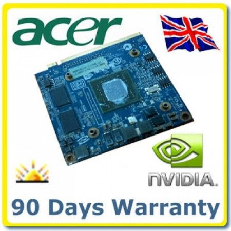 Acer Aspire 4520G Laptop Graphics Card Repair Service