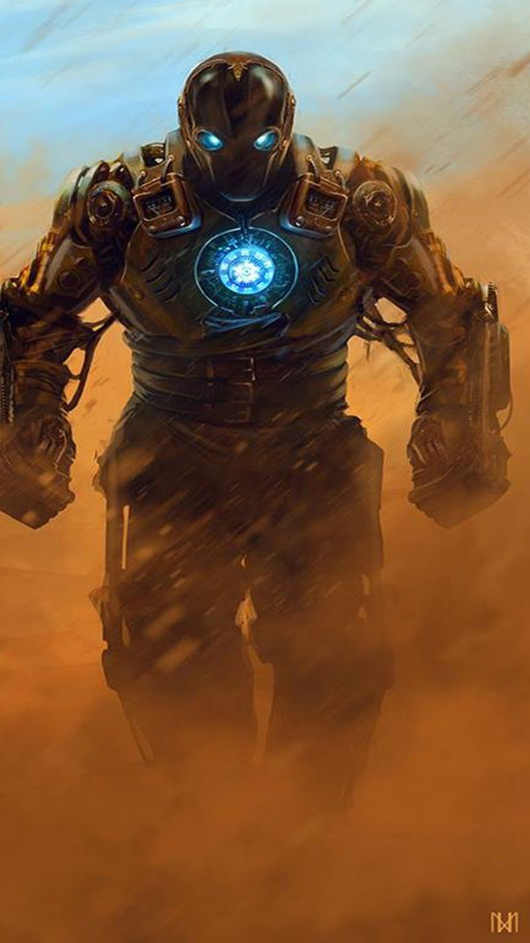 Iron man iphone wallpaper tumblr -  Iphone Wallpaper Tumblr 466 Steampunk Iron Man