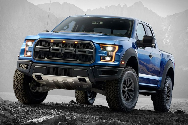 Ford F 150 Svt Raptor Shelby Baja 700 Current Models Ford