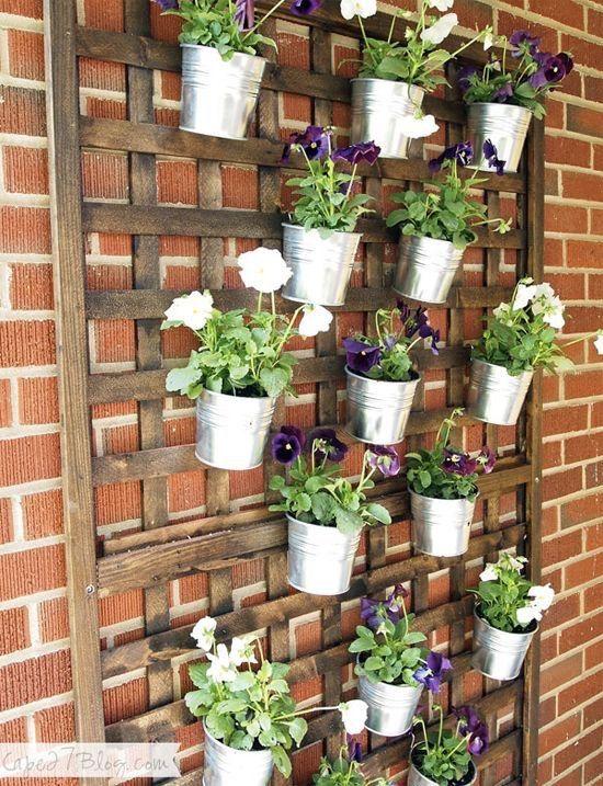 Planteherbearomatiqueideedecorationdiydoityourselfcuisine - Deco jardin pinterest pour idees de deco de cuisine