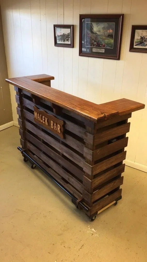 21 Amazing Man Cave Bar Ideas That Will Inspire You Diy Pallet