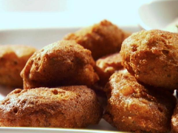 Chili Hush Puppies Recipe Food Network Recipes Hush Puppies Recipe Food Recipes