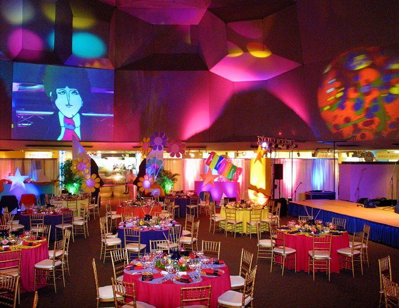 Beatles Theme Party San Antonio Corporate Entertainment Events Themes