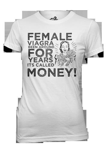 Female Viagra Tee