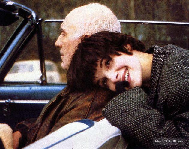 Avec Michel Piccoli dans Mauvais Sang, un film de Leos ...