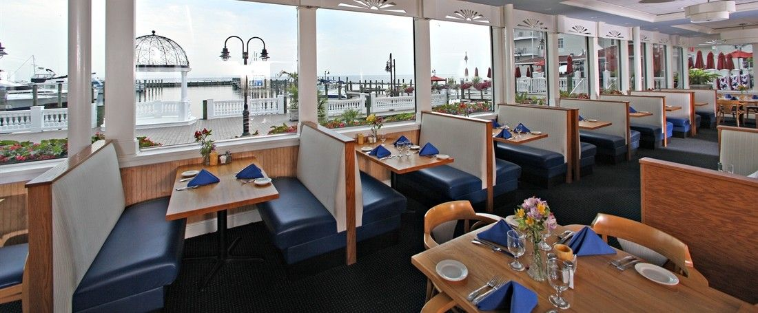 Rod And Reel Hotel Restaurant Southern Maryland Restaurants