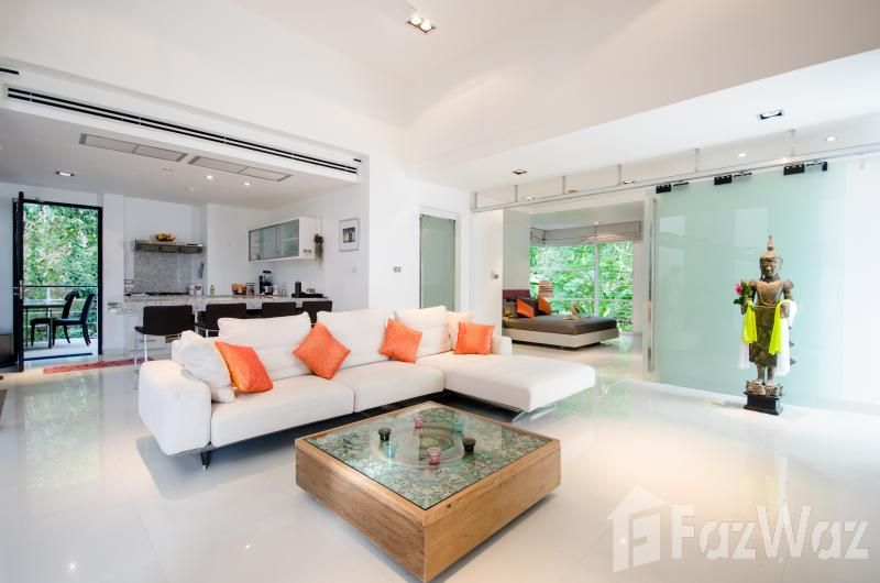 2 Bed Penthouse For Rent In Kamala Phuket With Garden View Unit