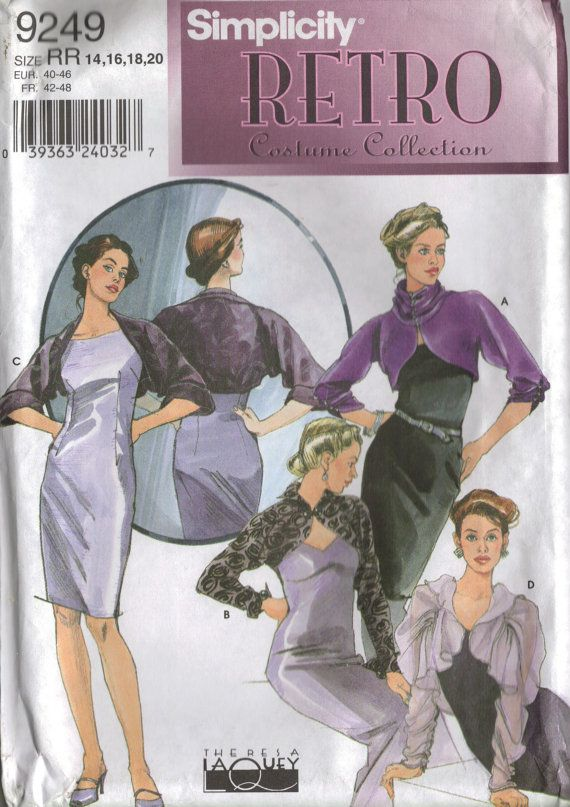 Simplicity 9249 | Sewing Patterns I Want | Pinterest