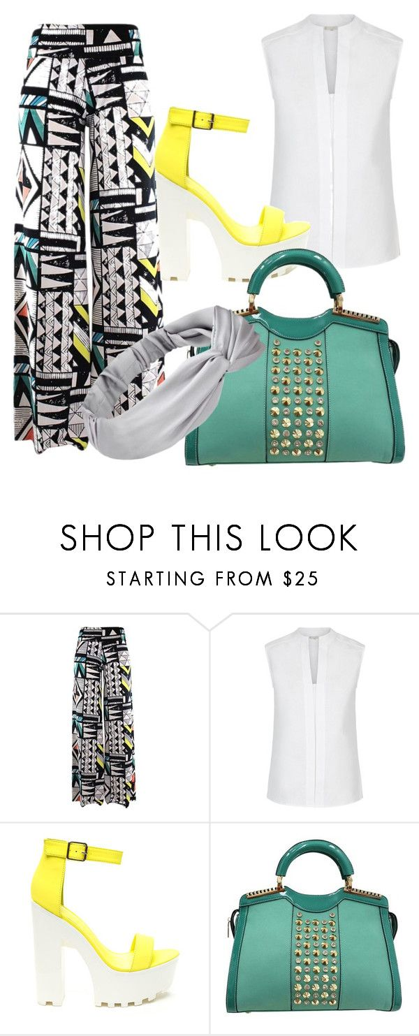 """Hot summer trip"" by heavenlystar ❤ liked on Polyvore featuring Hobbs"