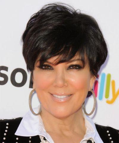 New Kris Kardashian Haircut Trendy Hairs Pinterest Kardashian