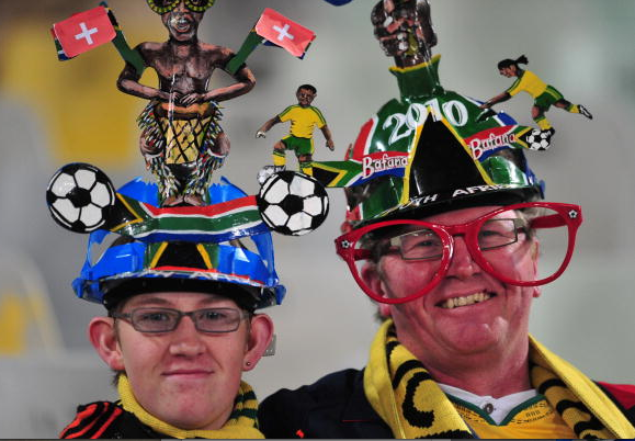 263daf72046 crazy soccer supporter hats - Google Search