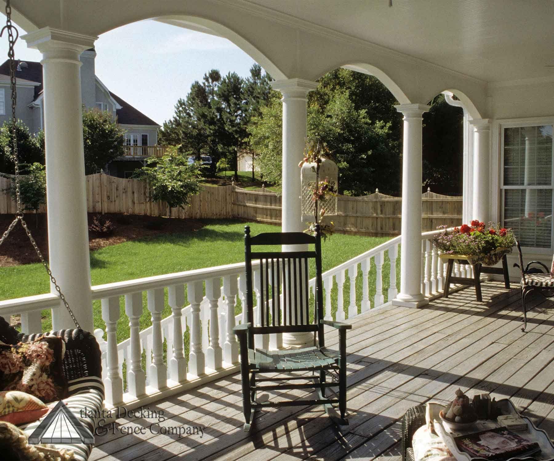 Backporches Google Search Porch Columns Back Porch Designs Back Porch