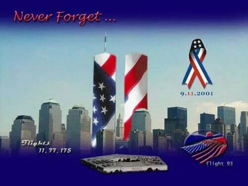 #NeverForget #911