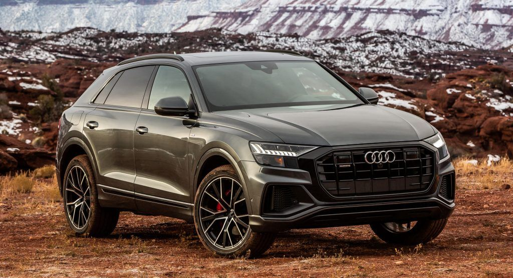 Nhtsa Warns You Could Lose Steering Control In Some Audi Q8 And Q7 Suvs In 2020 Luxury Cars Audi Audi Suv Luxury Suv