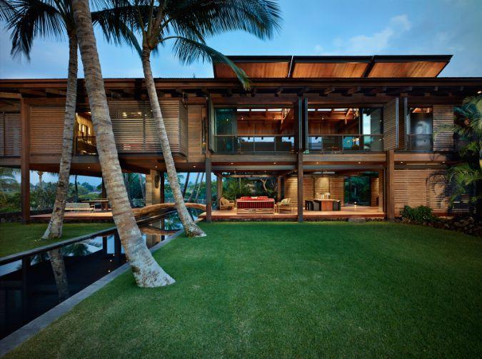 Superieur Contemporary · Modern Tropical HouseTropical House DesignTropical ...