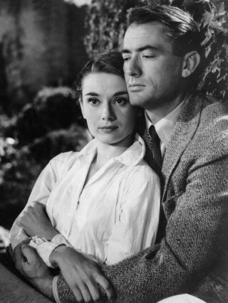 The 50 best romantic movies of all time: Roman Holiday starring Audrey Hepburn and Gregory Peck