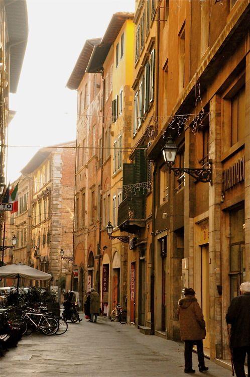 Viaja a la Toscana - Pisa  - Italy.