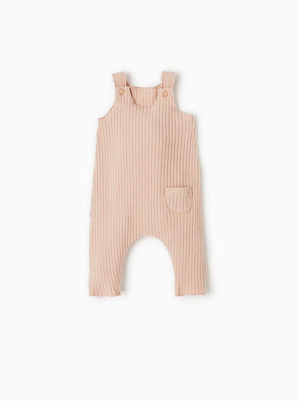 59f6ae8be818 Image 1 of RIBBED ROMPER from Zara