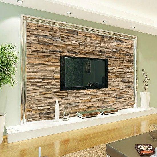 Aliexpress Com Buy 3d Walls Wallpaper Rolls Photo Wall: Aliexpress.com : Buy 3d Stereo Personalized Wallpaper