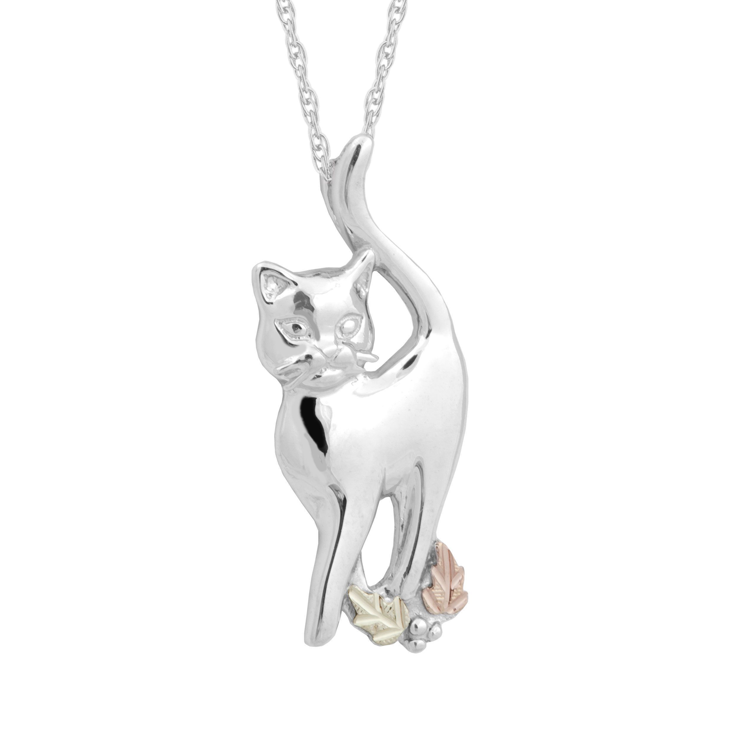 and over necklace silver free watches glitzy created cat shipping jewelry zirconia sterling rocks opal product jewellery orders overstock on cubic