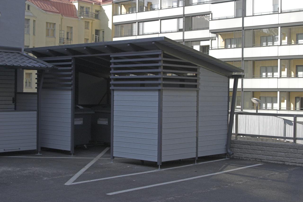 Roskakatos Bauhaus
